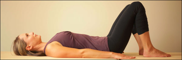 Pilates Pelvic Curls